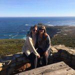 Leoni & Cathi am Kap der Guten Hoffnung